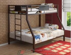 двухъярусная кровать Гранада цвет коричневый Формула мебели