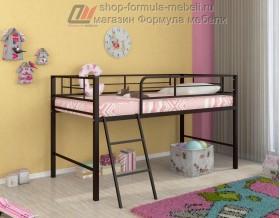кровать чердак Севилья-мини цвет коричневый