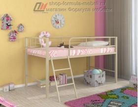 кровать чердак Севилья-мини цвет бежевый