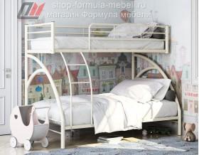 двухъярусная кровать Виньола 2 слоновая кость