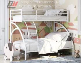 двухъярусная кровать Виньола 2 белая