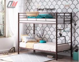 двухъярусная кровать Севилья 4 цвет коричневый