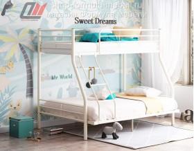 кровать Гранада-2 140 слоновая кость