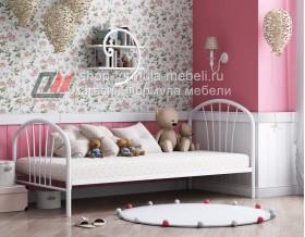 кровать Эвора белая