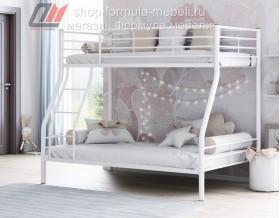 двухъярусная кровать Гранада-2 белая