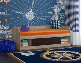 кровать Соня 4 дуб Сонома / венге