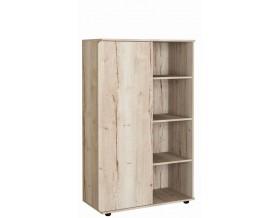Дельта-Лофт 13 шкаф комбинированный цвет НАТУР