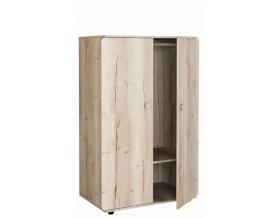 Дельта-Лофт 13.01 шкаф для одежды цвет НАТУР