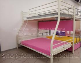 двухъярусная кровать Гранада-2 цвет слоновая кость