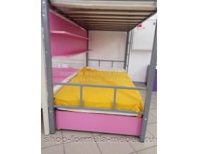 двухъярусная кровать Севилья-2 ПЯ детали