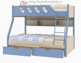 двухъярусная кровать Дельта 20.02 Формула мебели