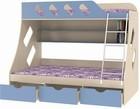 двухъярусные кровати Дельта