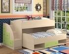 низкие двухъярусные кровати